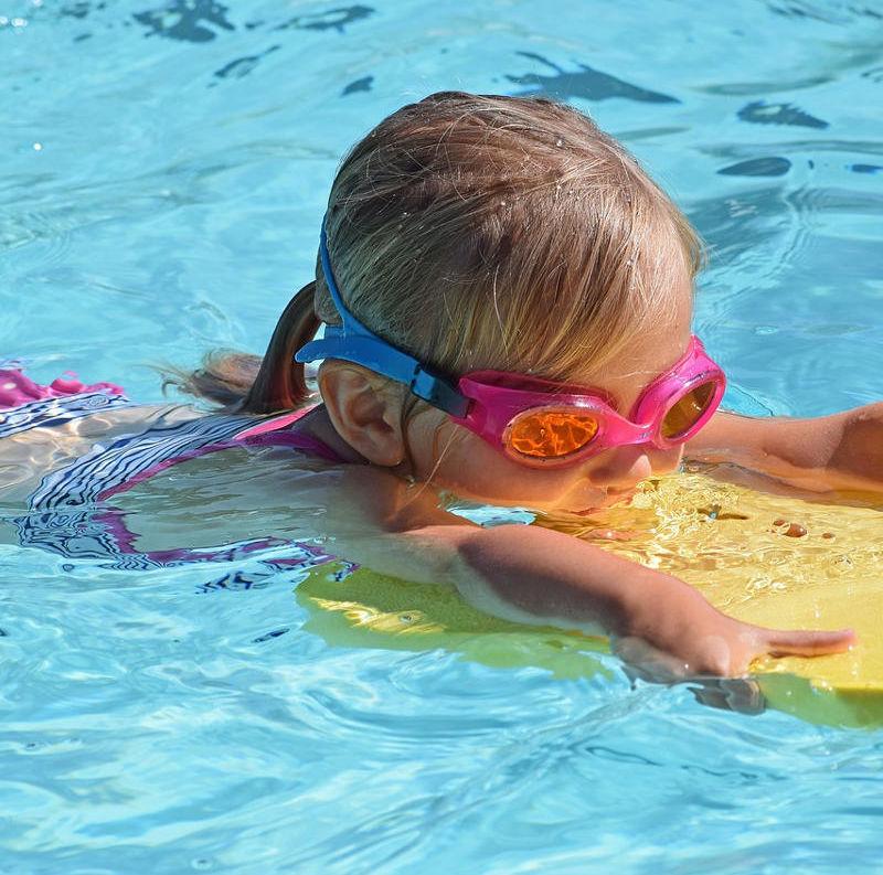 nauka pływania powrót na stronę główną